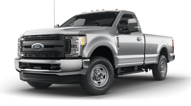 2019 Ford F-250 XL 4WD W/Plow